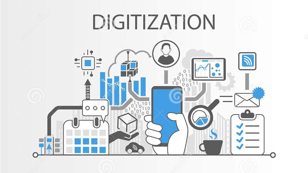 Accept the Nascent Digitization in the Indian Industry