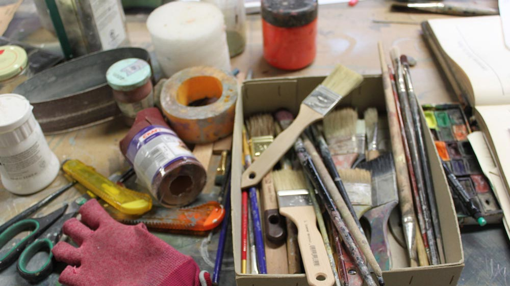 3 Painting Tools Which Are Essential For Every Apprentice Painter