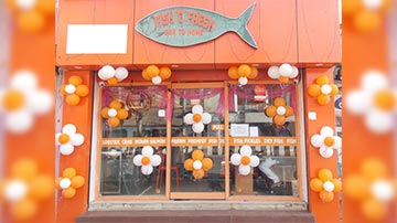 Profitable Sea Food Retail Store, Restaurant and Online Shop Seeking Investment