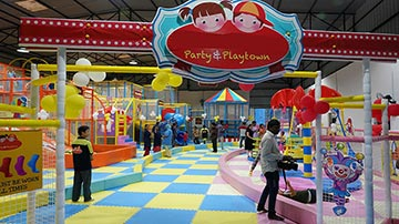 Hyderabad's Largest 100 % Gadget Free Indoor Play Area Looking for Expansion