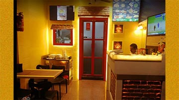 Branded Restaurant for Sale Avg Sale 8 Lac