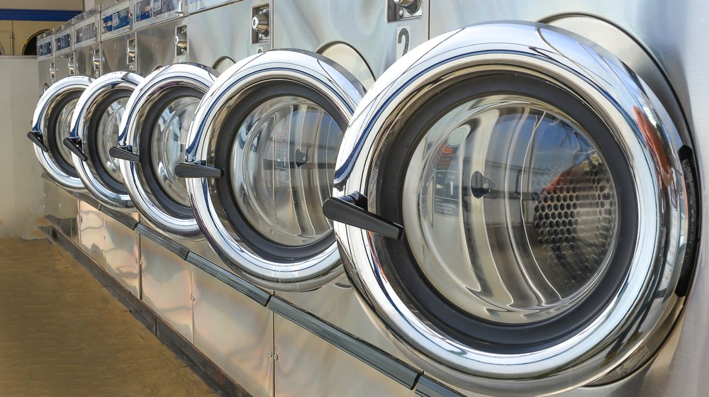A Laundry Business for Sale