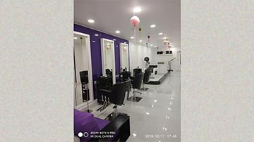 A Profitable Running Family Salon for sale in Pondicherry