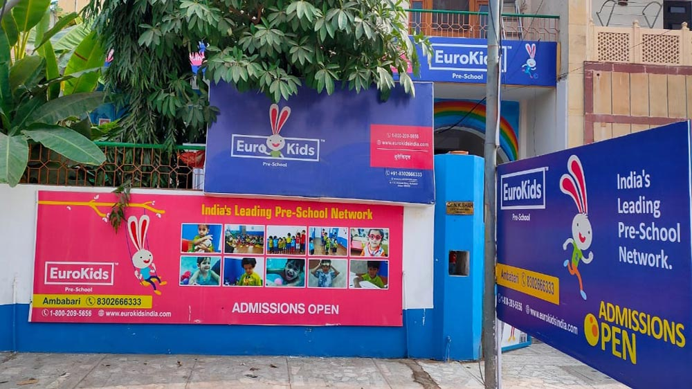 Day Care centres, Creches