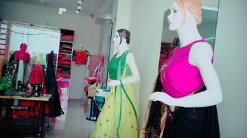 Women's designer studio in Hyderabad is for Sale