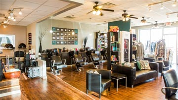 Buyers for a Premium Salon & Spa
