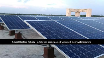 Investment in rooftop solar project with 15% return annually