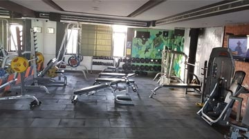 Running Established Gym in posh location Gurgaon on Sale