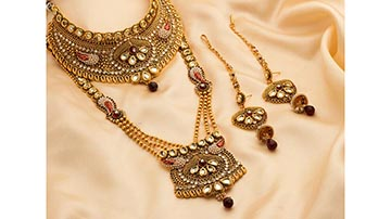 Gold Ornaments Exporters looking for Investment Partners
