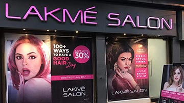 Lakme Beauty Salon Franchise for Sale in Ahmedabad