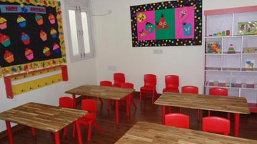 Running Renowned Pre-School Franchise for Sale in Noida