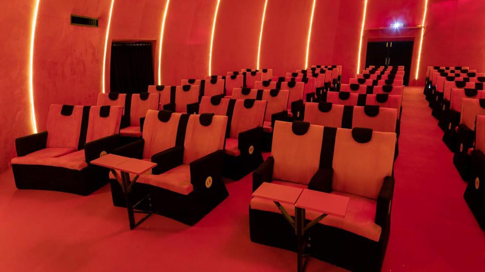 dine in cinema for sale