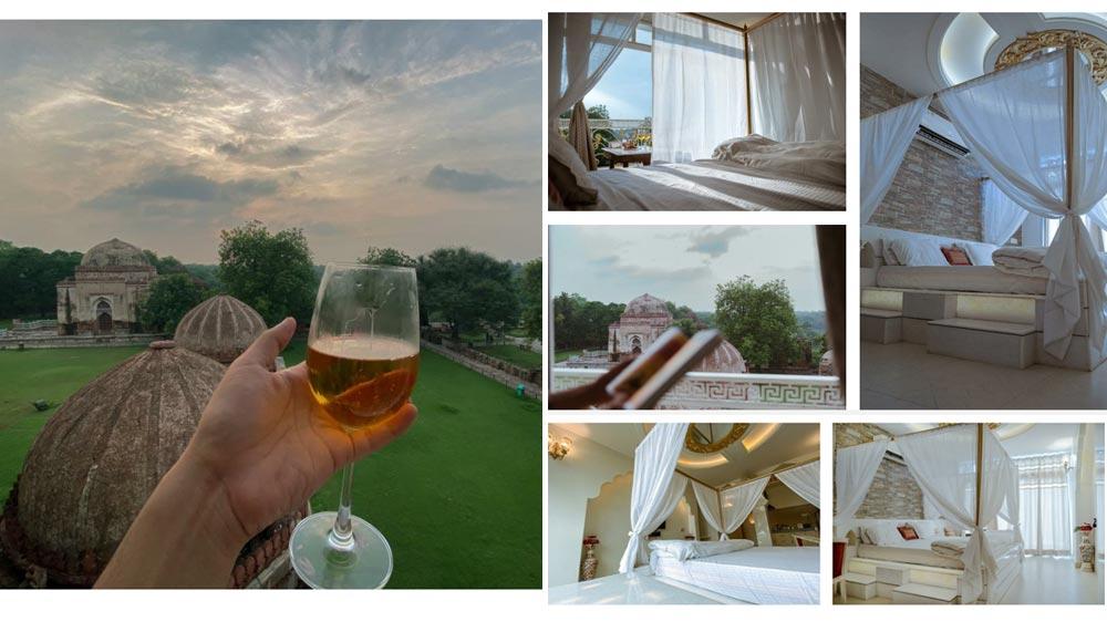 hospitality business in Delhi