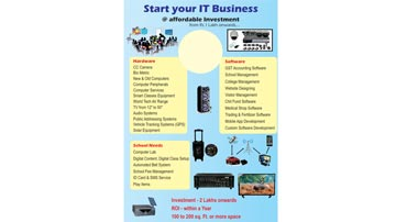 An IT Sales and Services Business Seeking Investment