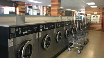 Profitable Running Laundry Business for Sale in Noida with multiple brands tie-ups