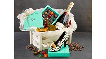 Chocolate and Hamper Making Business with Good Clientage on Sale